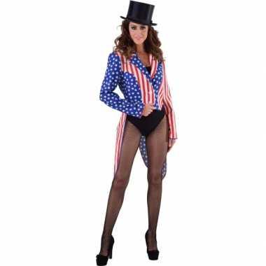 Carnavalskleding Goedkoop Dames.Goedkoop Amerika Slipjas Dames Carnavalskleding Goedkoop