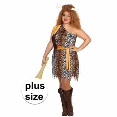Goedkoop big size grotbewoner verkleedcarnavalskleding dames