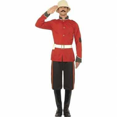 Goedkoop boerenoorlog soldaat carnavalskleding heren