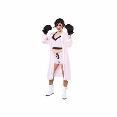 Goedkoop boksster verkleedcarnavalskleding dames
