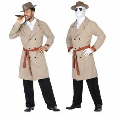 Goedkoop carnaval/feest invisible man verkleed carnavalskleding heren