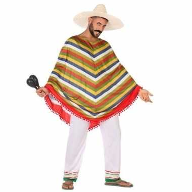 Goedkoop carnaval/feest mexico verkleedcarnavalskleding volwassenen