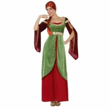 Goedkoop carnaval/feest prinses verkleedcarnavalskleding dames