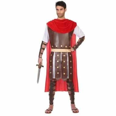 Goedkoop carnaval/feest romeinse soldaat/strijder verkleedcarnavalskl