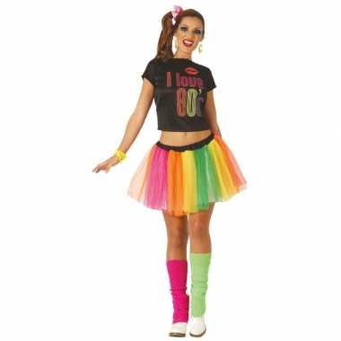 Goedkoop carnaval/feest s/jaren verkleedcarnavalskleding dames