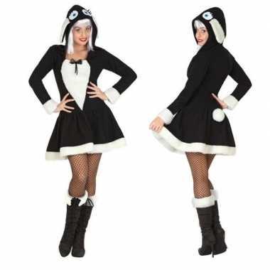 Goedkoop carnaval/feest schaap verkleed carnavalskleding dames