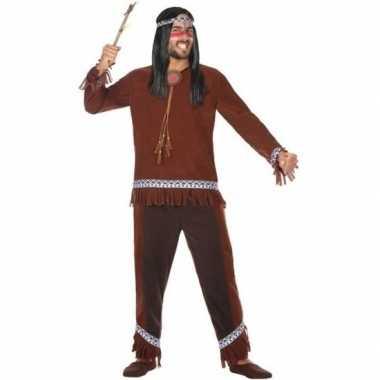 Goedkoop carnaval indiaan carnavalskleding choctaw heren
