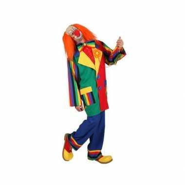 Goedkoop carnavalscarnavalskleding clowns carnavalskleding