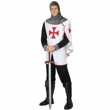 Goedkoop carnavalscarnavalskleding middeleeuwse kruistocht ridder her