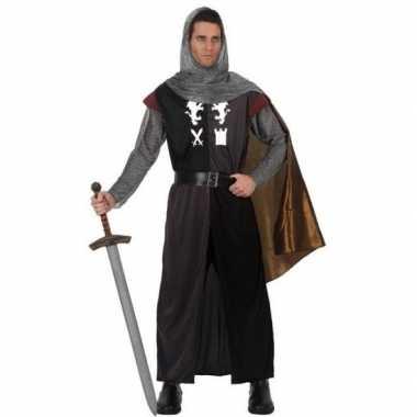 Goedkoop carnavalscarnavalskleding middeleeuwse ridder heren