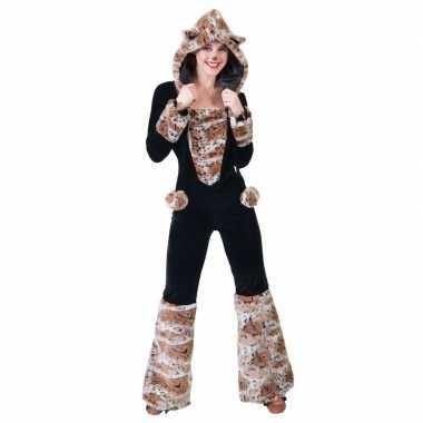 Goedkoop carnavalscarnavalskleding panter carnavalskleding dames