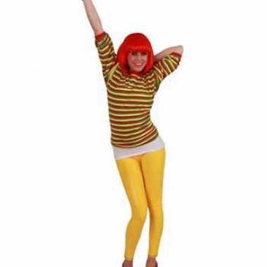 Goedkoop carnavalskleding dorus shirt dames