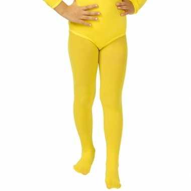 Goedkoop carnavalskleding gele kinder pa