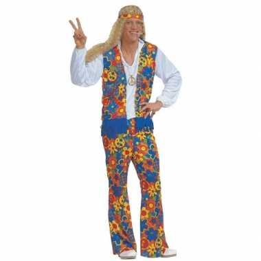 Goedkoop carnavalskleding hippie carnavalskleding heren
