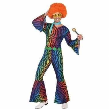 Goedkoop carnavalskleding jaren disco heren