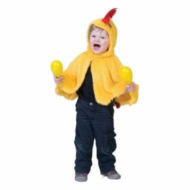 Goedkoop carnavalskleding kip/haan babys/peuters