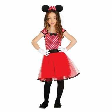Goedkoop carnavalskleding muizen carnavalskleding meisjes 10109765