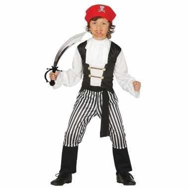 Goedkoop carnavalskleding piraat zwaard maat jongens/meisjes