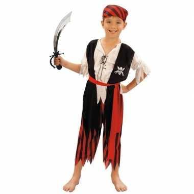 Goedkoop carnavalskleding piraat zwaard maat m jongens/meisjes