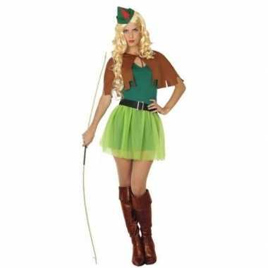 Goedkoop carnavalskleding robin hood carnavalskleding dames