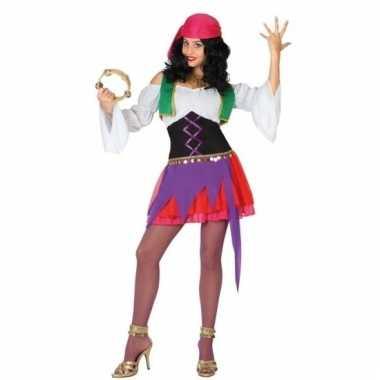Goedkoop carnavalskleding zigeunerin carnavalskleding dames