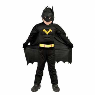 Goedkoop carnavalskleding zwart batman carnavalskleding