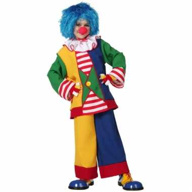 Goedkoop clown carnavalskleding kind