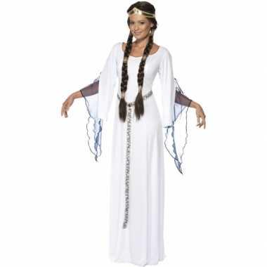 Goedkoop dames middeleeuws grieks carnavalskleding wit