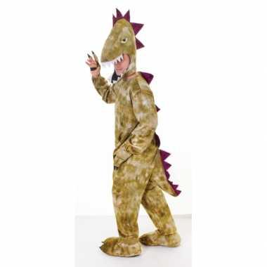 Goedkoop dinosaurus carnavalskleding volwassenen