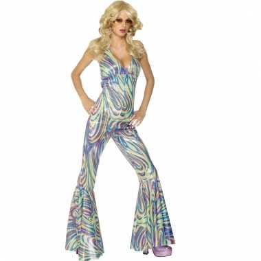 Goedkoop disco verkleed carnavalskleding dames