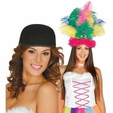 Goedkoop do it yourself hoedje versieren carnavalskleding