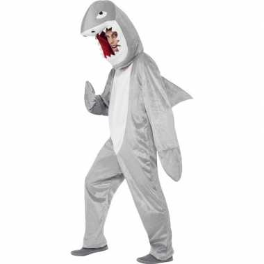 Goedkoop haaien carnavalskleding/carnavalskleding volwassenen