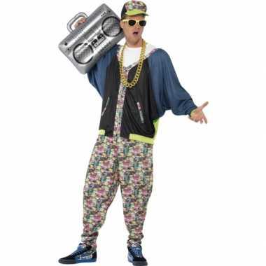 Goedkoop hiphop carnavalskleding mannen