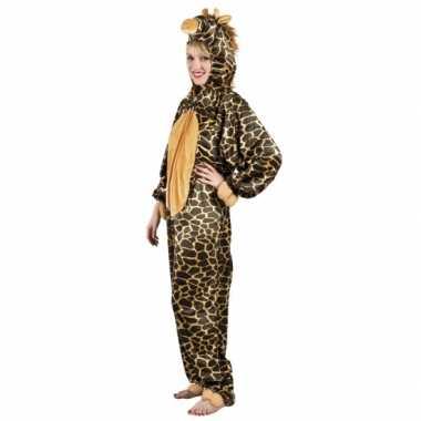 Goedkoop huiscarnavalskleding giraffe dames