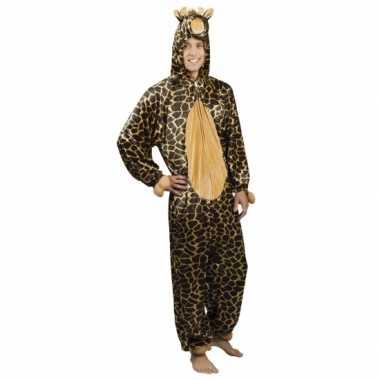 Goedkoop huiscarnavalskleding giraffe heren