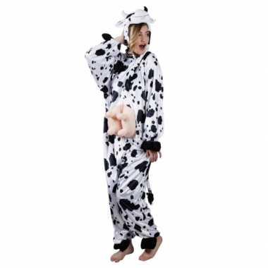 Goedkoop huiscarnavalskleding koe dames