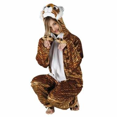Goedkoop huiscarnavalskleding tijger dames