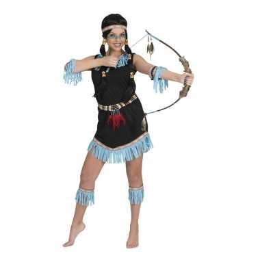 Goedkoop indiaan amadahy carnavalsjurkje dames carnavalskleding
