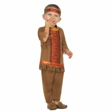 Goedkoop indiaan carnavalskleding kleine kinderen