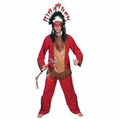 Goedkoop indiaan lootah carnavalscarnavalskleding heren