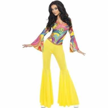 Goedkoop jaren //hippie carnavalskleding dames
