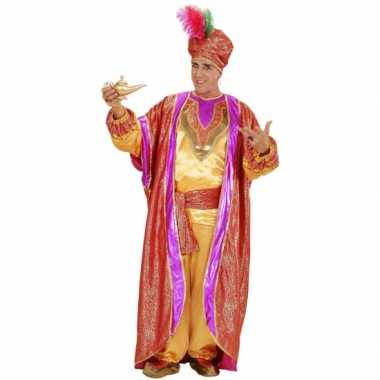 Goedkoop luxe sultan carnavalskleding heren