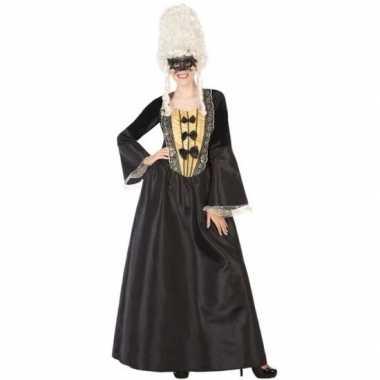 Goedkoop middeleeuwse markiezin verkleed jurk dames carnavalskleding