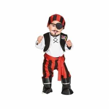 Goedkoop peuter carnavalskleding piraat