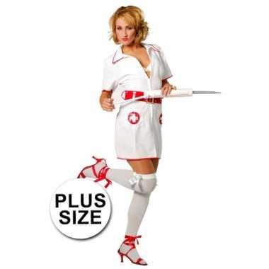 Goedkoop  Plus size verpleegster carnavalskleding