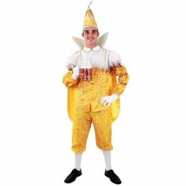 Goedkoop prins pils/prins carnaval carnavalskleding heren