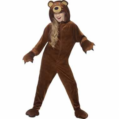 Goedkoop pyjamacarnavalskleding beer jongens meiden