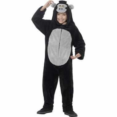 Goedkoop pyjamacarnavalskleding gorilla jongens meiden