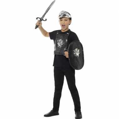 Goedkoop ridder verkleed accessoires jongens carnavalskleding