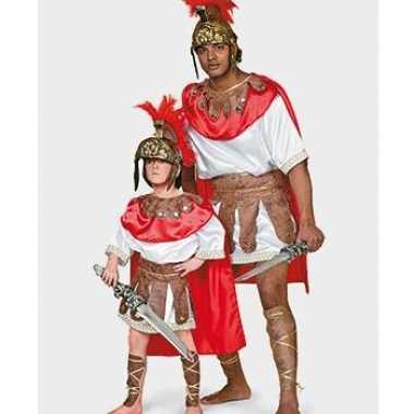 Goedkoop romeinse gladiator carnavalskleding